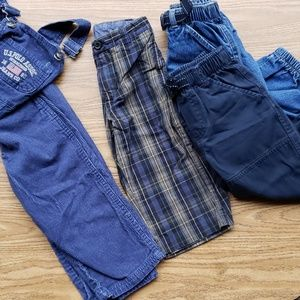Other - Lot of 3 Pants and 1 jumpsuit.